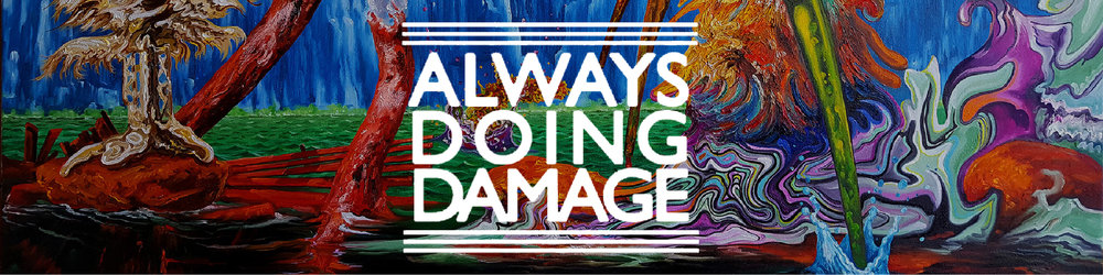 """This fair may cause a serious shift in how art dealings take place in the near future.""   - Always Doing Damage,  5.24.17"