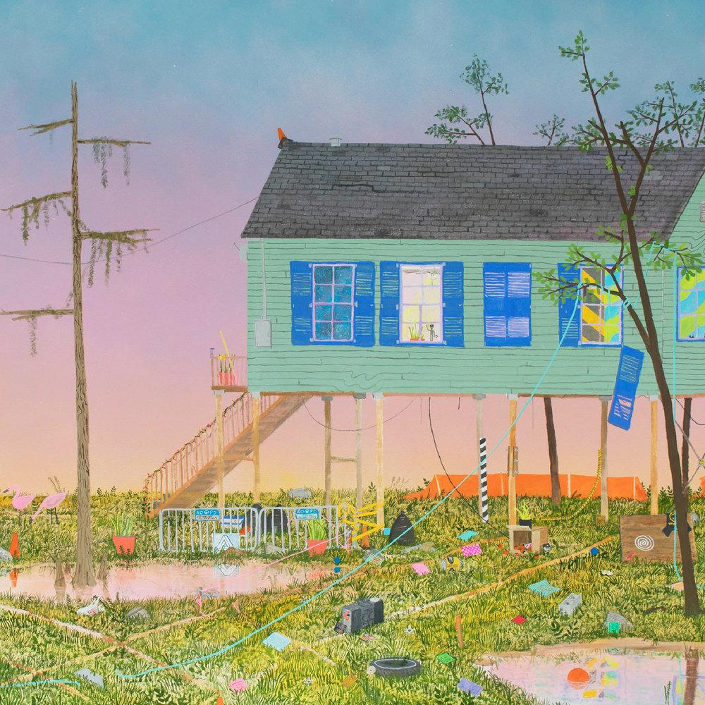 Hall-Barnett Gallery New Orleans, LA