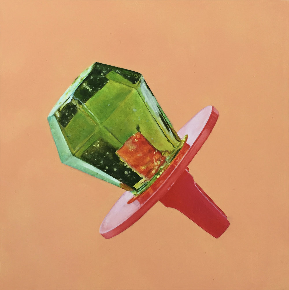 HaleyGewandter_MILLENNIAL ICONS - Ring Pop_2016_Oil on Wood Panel_5inchesx5inches_1750.jpg