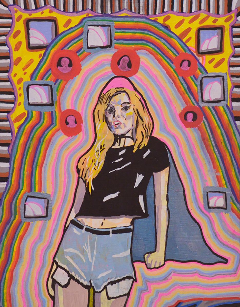 "Hall-Barnett Gallery_Jack Wood _""A Lot Of Crank Air""_11""x14""_ Acrylic on Plastic _2017_$1000.jpg"