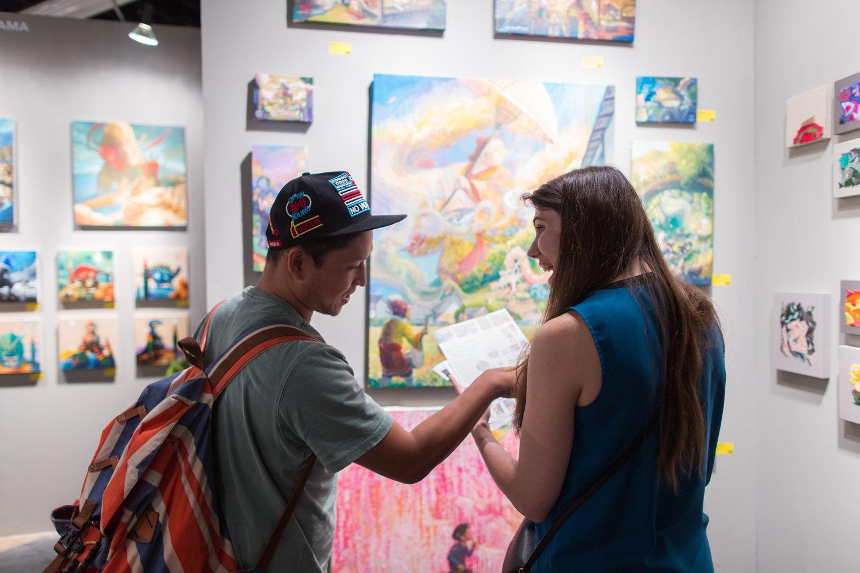 Los Angeles — Superfine! Art Fair