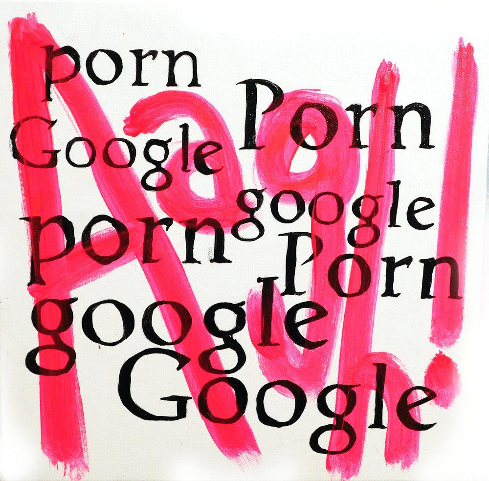 Brian Leo_ Google Porn_12 inx12in_acrylic on canvas_2017_$500.jpg