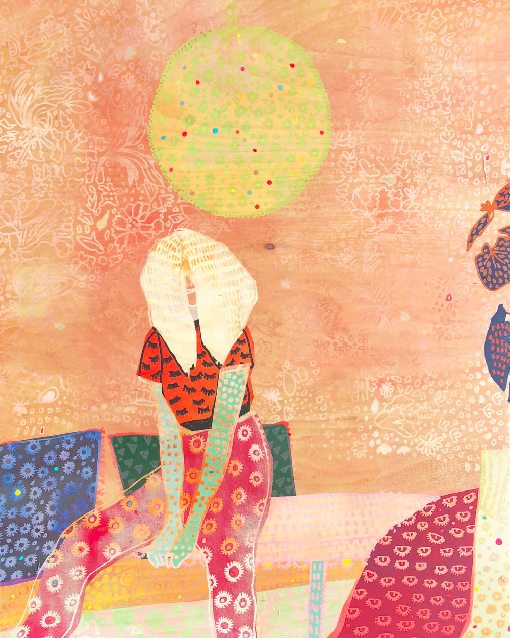 Emma Repp__Breakfast Crouch__ 18 x 24_Chiffon, Birch, Acrylic_$470.jpg