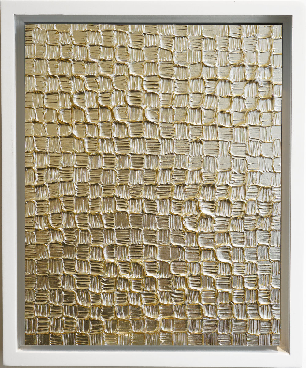 9 INGRID CHING - _GOLDEN TICKET_ - 11.5 X 9.5 X 1 78 FRAMED- ACRYLIC ON GESSOBORD - 2018 - $450.jpg