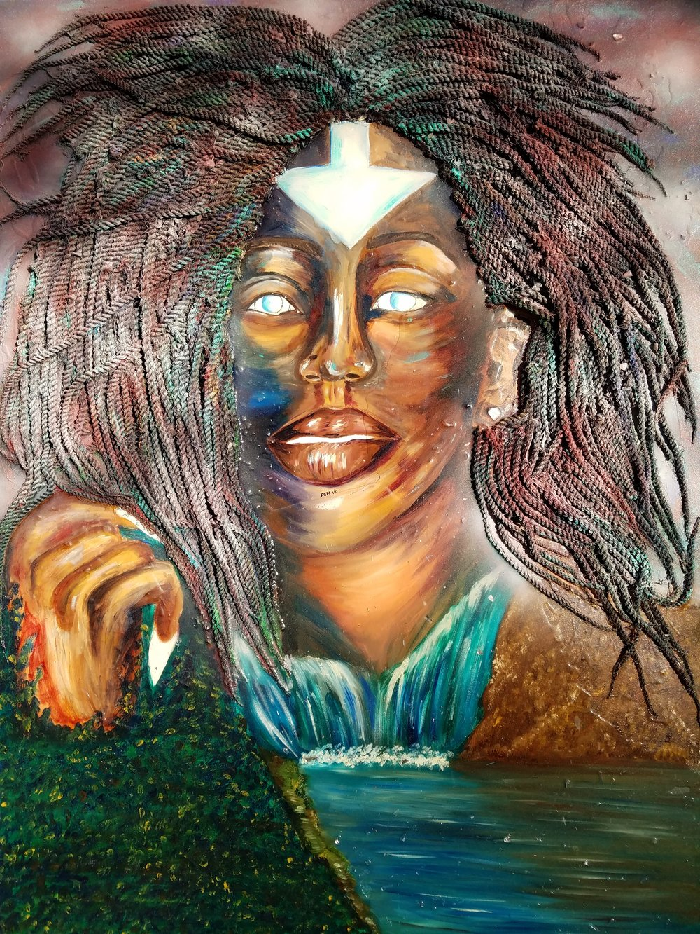 1 3.Fefe_Woman Through The Land_2018_multimedia_3,000.jpg