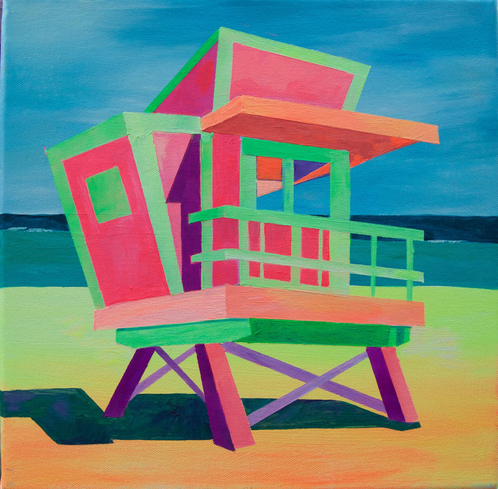 11 Julie Gross_South Beach_10x10_oil on canvas_ 2017_$300.jpg