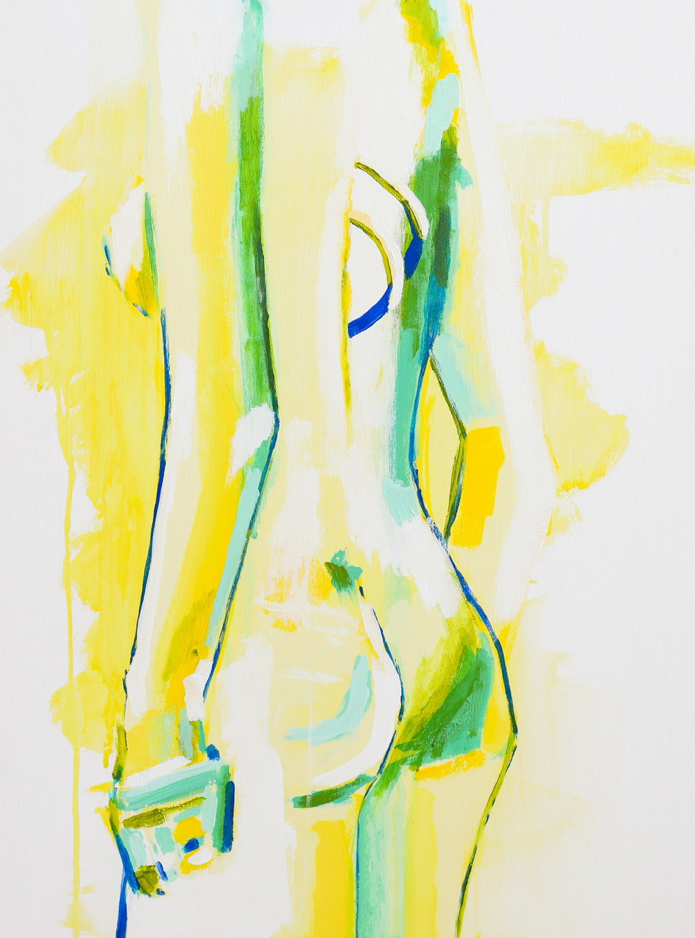 6Kate Waddell - _Yellow Fever_ - 18x24 - Acrylic - 2017 - $500.jpeg