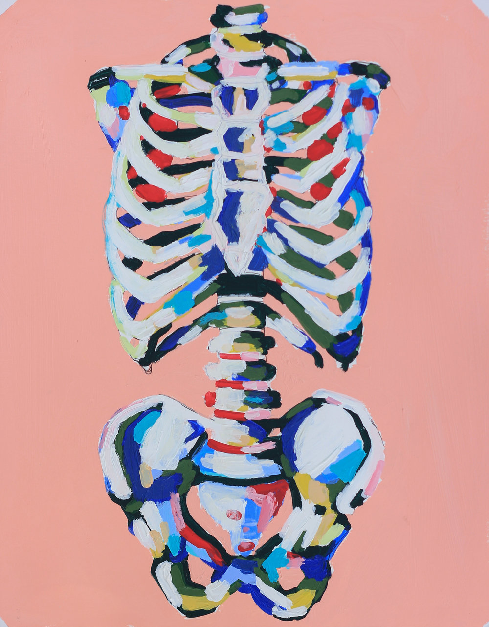 7Kate Waddell - _Colors in My Bones_ - 18x24 - Acrylic - 2017- $350.jpg