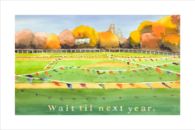 John Nieman-_Wait Til Next year_--2015_Watercolor_30x23__$2000.jpeg