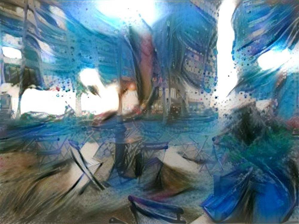 Srividya KannanRamachandran_Cityscape-Imagined from an AI_s Consciousnes_2018_MetalPrint_16x24_$300.jpg