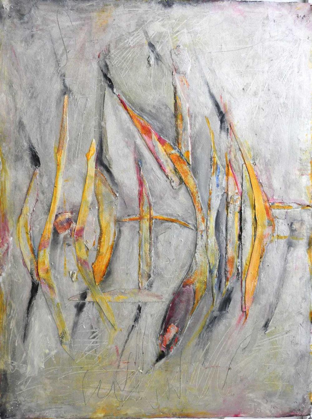 Ceres-Madelon Jones - November Grasses - 24x18 - Mixed Media on Panel - 2016 - 1500.00.jpg