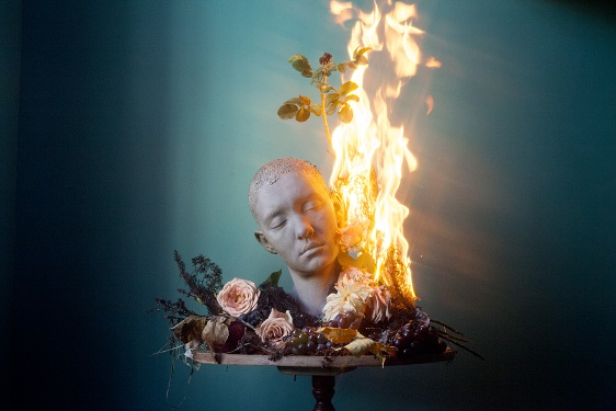 _4_Ashley G. Garner_Bust of Ashley (on fire)_16x24__Archival Pigment Print_2017_$850.jpg