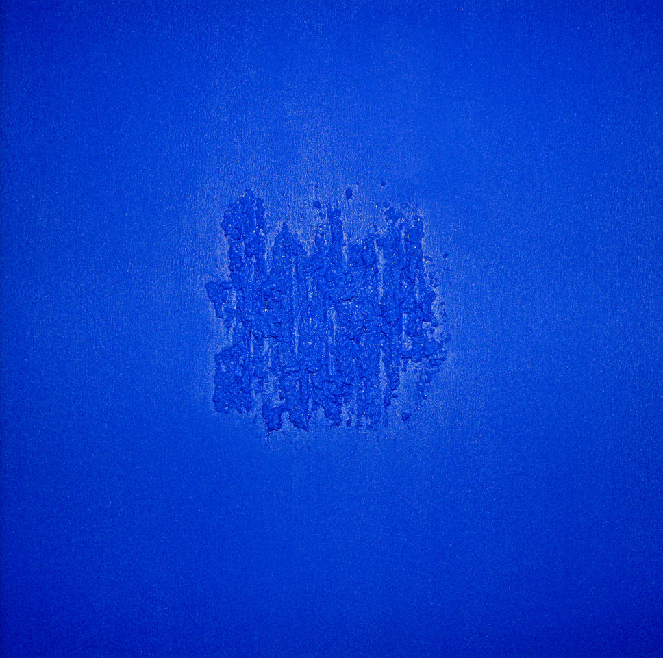 Top of The South Gallery_Luis Urribarri_Blue_36x36_Mixed Media_2015_$4,890.00.jpeg