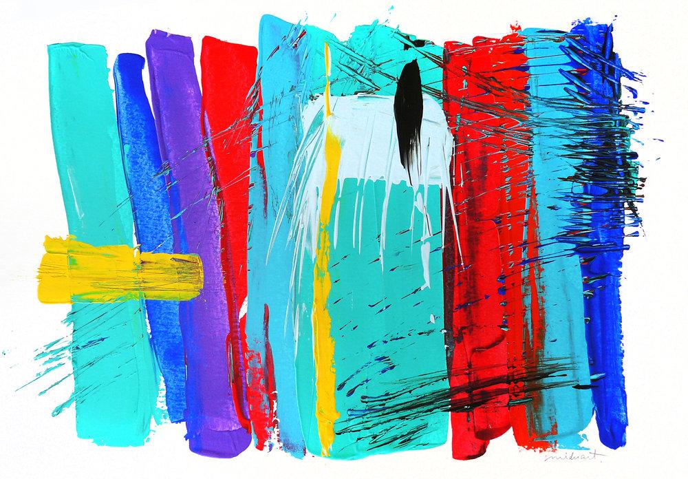 Top of The South Gallery_Mireya Duart_Relacion Espontanea_15.5x11.7_Acrylic on paper_2017_$310.00.jpg
