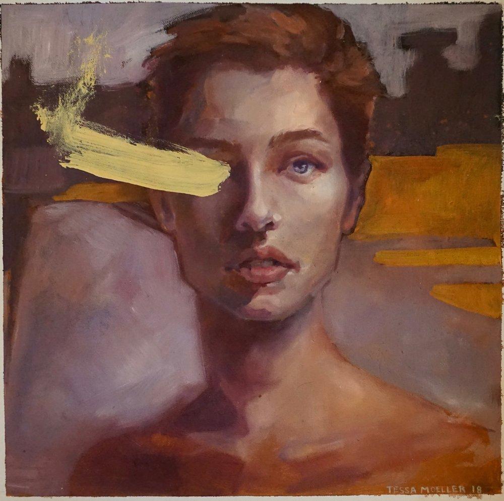 $530  2018  12 x 12  Amerika_Acrylic & Oil on Canvas.jpg