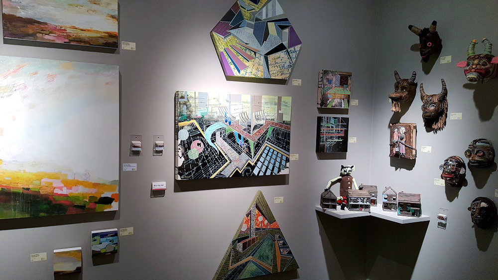 Boxheart Gallery at Superfine! NYC