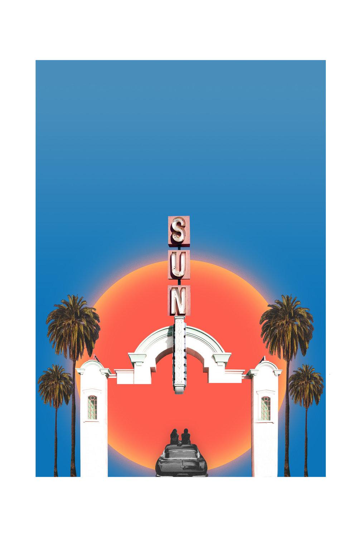 Fei Alexeli_Closer to the Sun_2018_Digital Collage_40 x 60 cm_$400.jpg