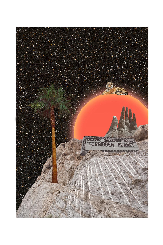 Fei Alexeli_Forbidden Planet_2018_Digital Collage_40 x 60 cm_$400.jpg
