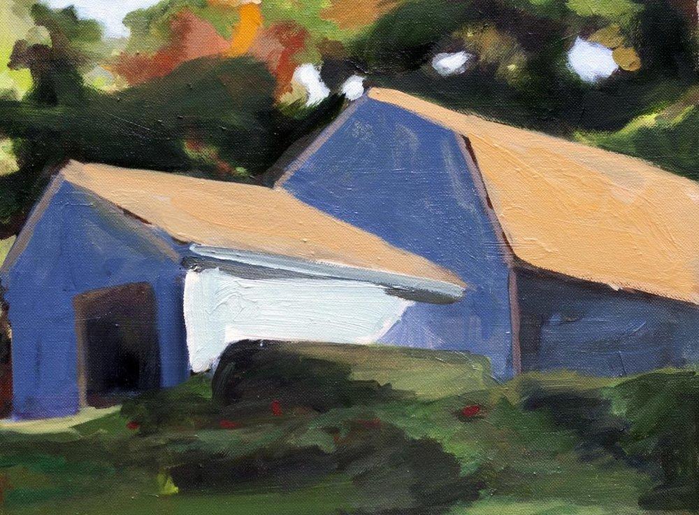 ASM_Maureen O_Leary_Untutled(Suburban Houses)_12x14_oil on linen_400.jpg