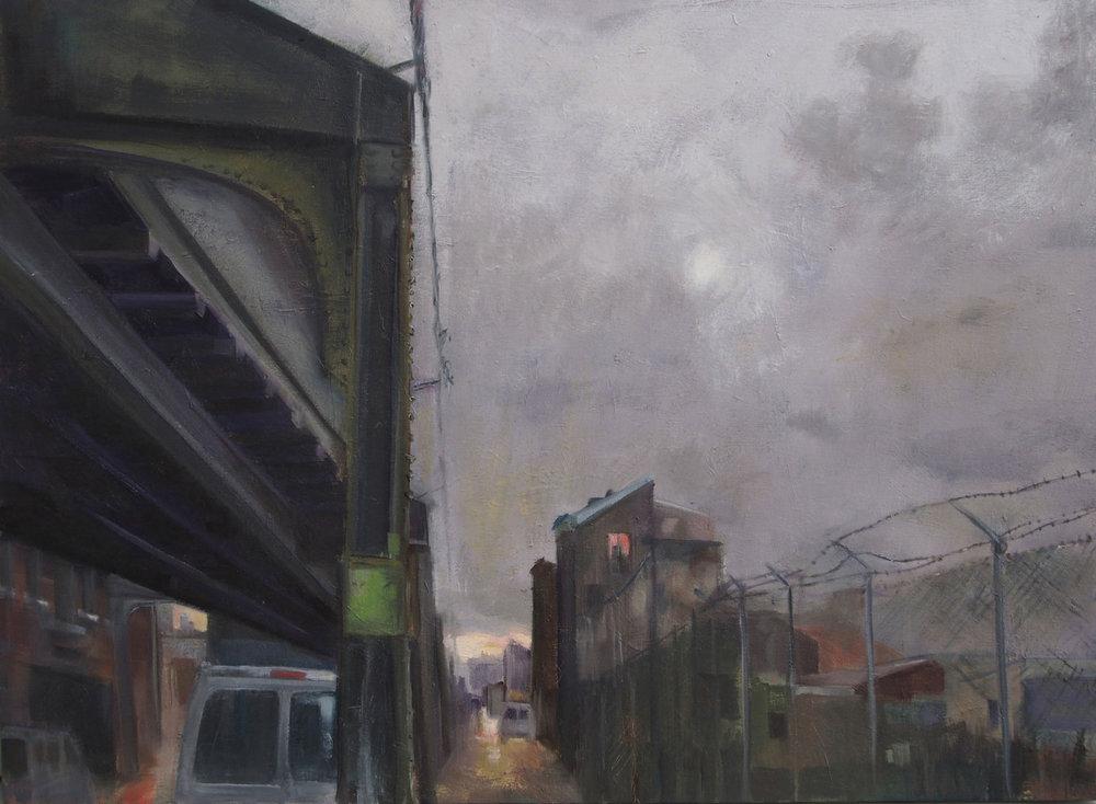 GalleryOonH-Cathy Abramson-Fishtown-2014-Oil on Canvas-18x24-1900.jpg