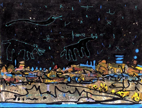 Vandal Expressionism vs The Constellations _  _ 14 in x 11 in.png