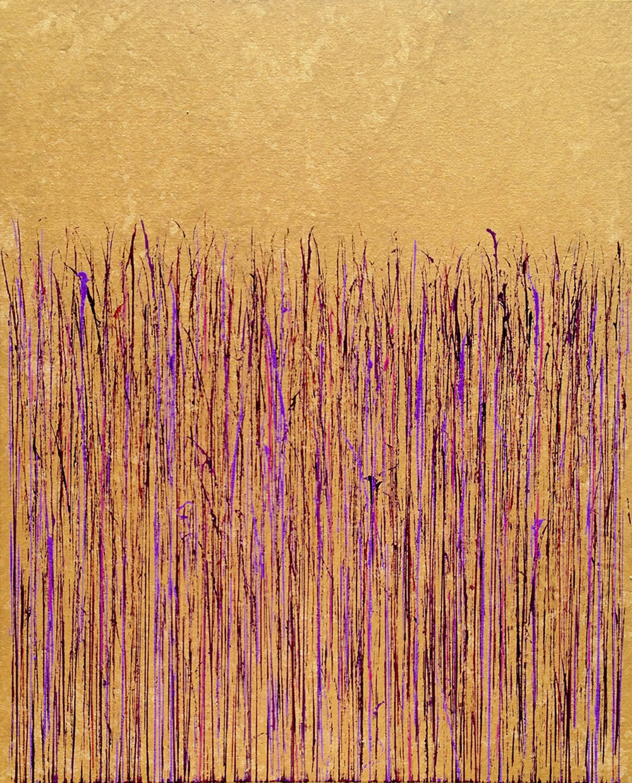 Mary D. Ott_Purple on Gold_2016_Acrylic and metallic paint_30_ x 24__$1500.jpg