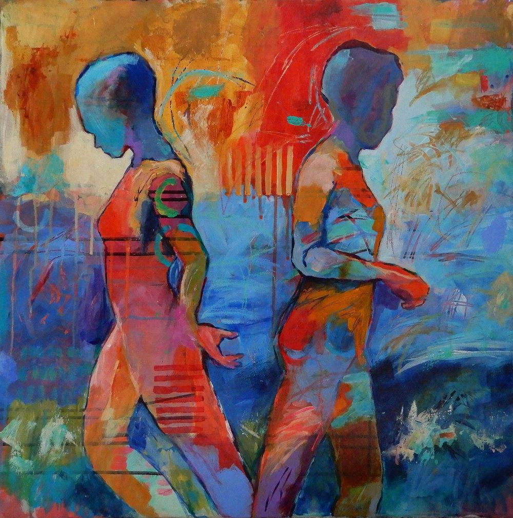 Rosa Vera_Bilingue–Bilingual_2018_Acrylic on canvas_24_ x 24__$1000.jpg