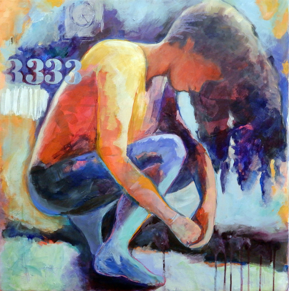 Rosa Vera_Give Me Time_2018_Acrylic on canvas_24_ x 24__$900.jpg