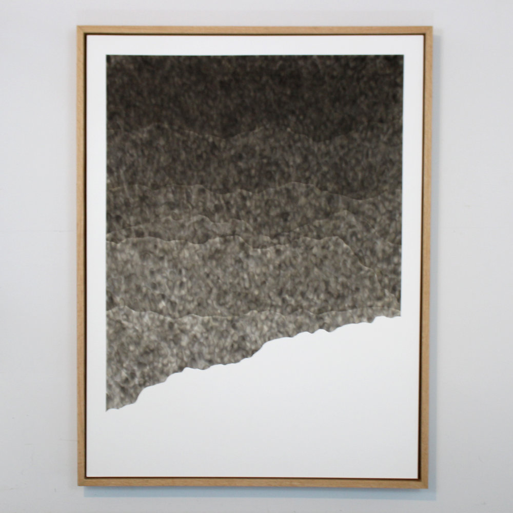Evan Ishmael - A Better List of Fraud Than Ours- Soot on Panel - 36_x48_ - 2018 - $2800.jpg