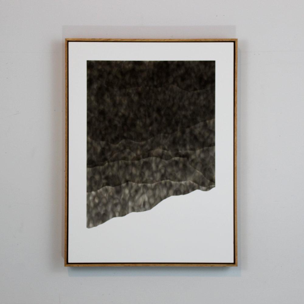 Evan Ishmael - Pigeon-Toed- Soot on Panel - 18_x24_ - 2018 - $700.jpg