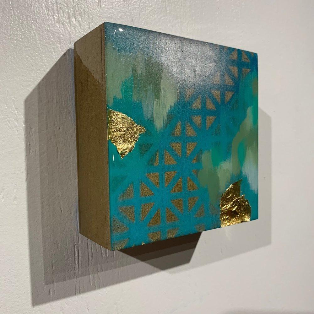 LeahGuzman_ThroatChakra_2018_resin,goldleaf,acrylic_$100.00.jpg