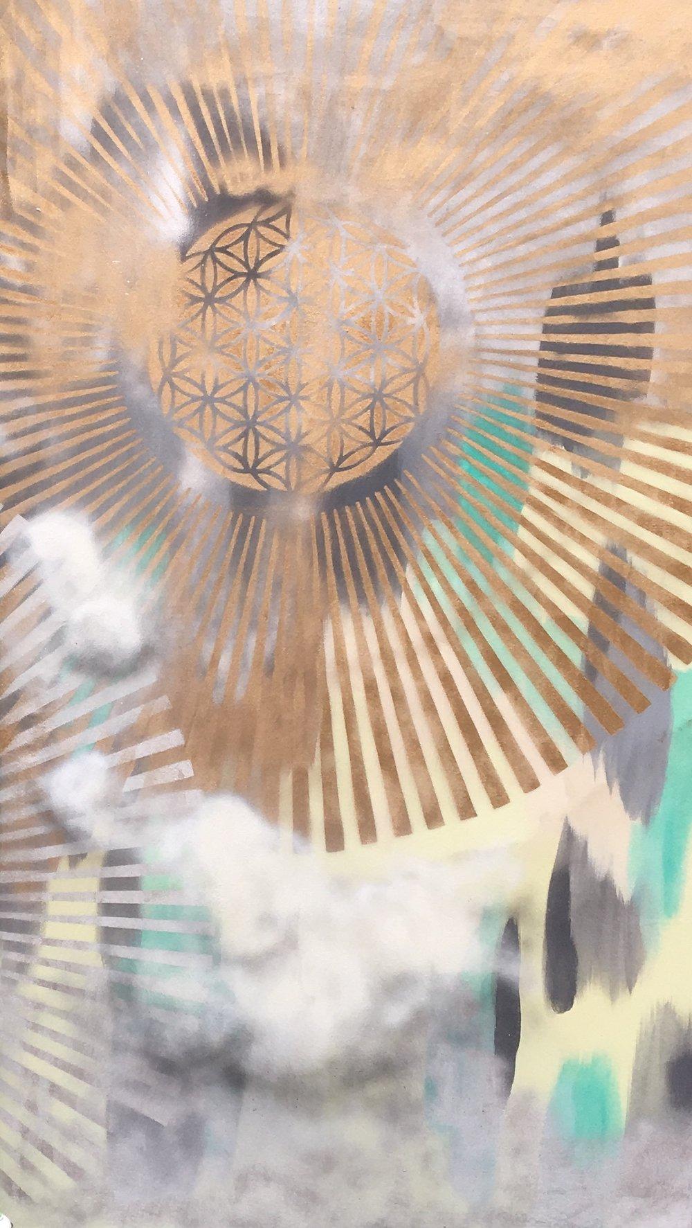 LeahGuzman-Energetic Connections II-3_6_x6_-acrylic,spray,canvas-2018-6,000.00.jpg