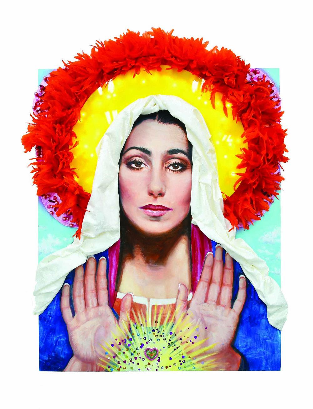 StrosbergMandel-Cher-Acrylic_frame-16 x 20 in.-$1,500.jpg