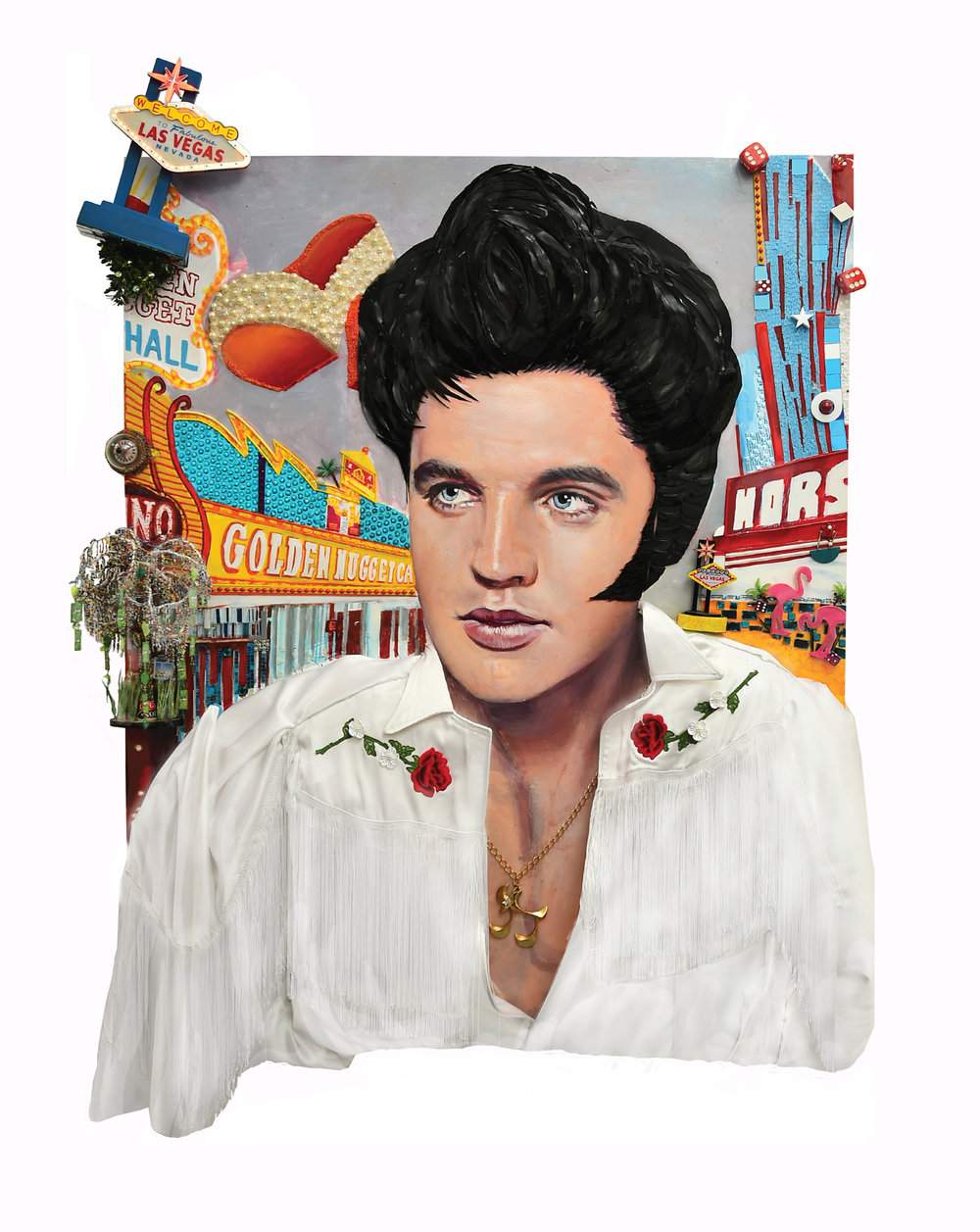 StrosbergMandel-Elvis in Vegas-Metallic print-16 x 20 in.-$750.jpg