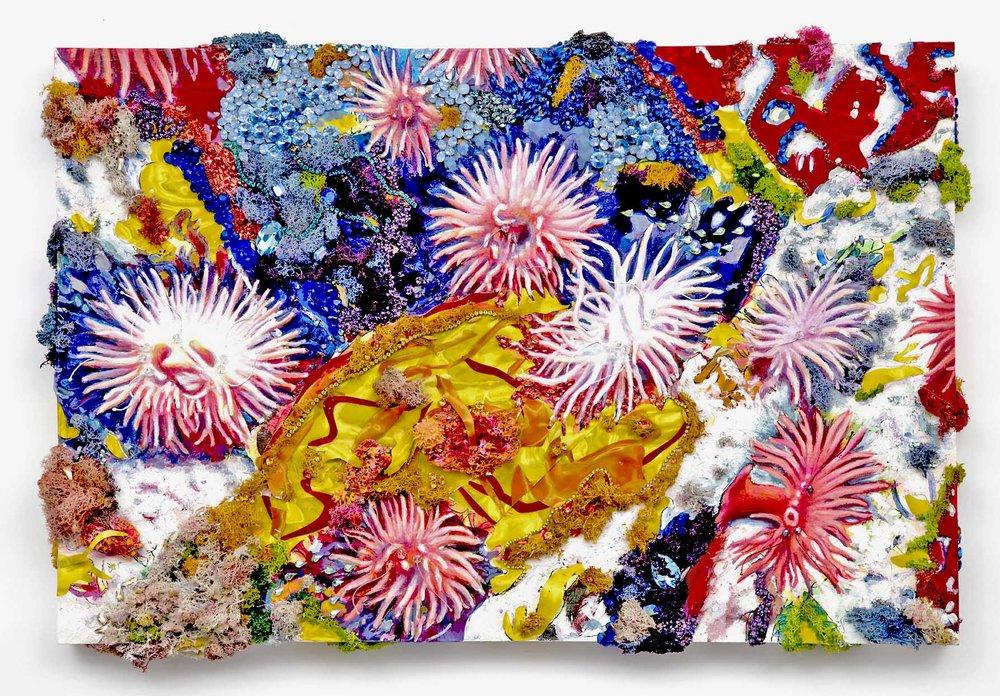 StrosbergMandel-Reef-Enamel paint and mixed media-24 x 36 in.-$14,990.jpg