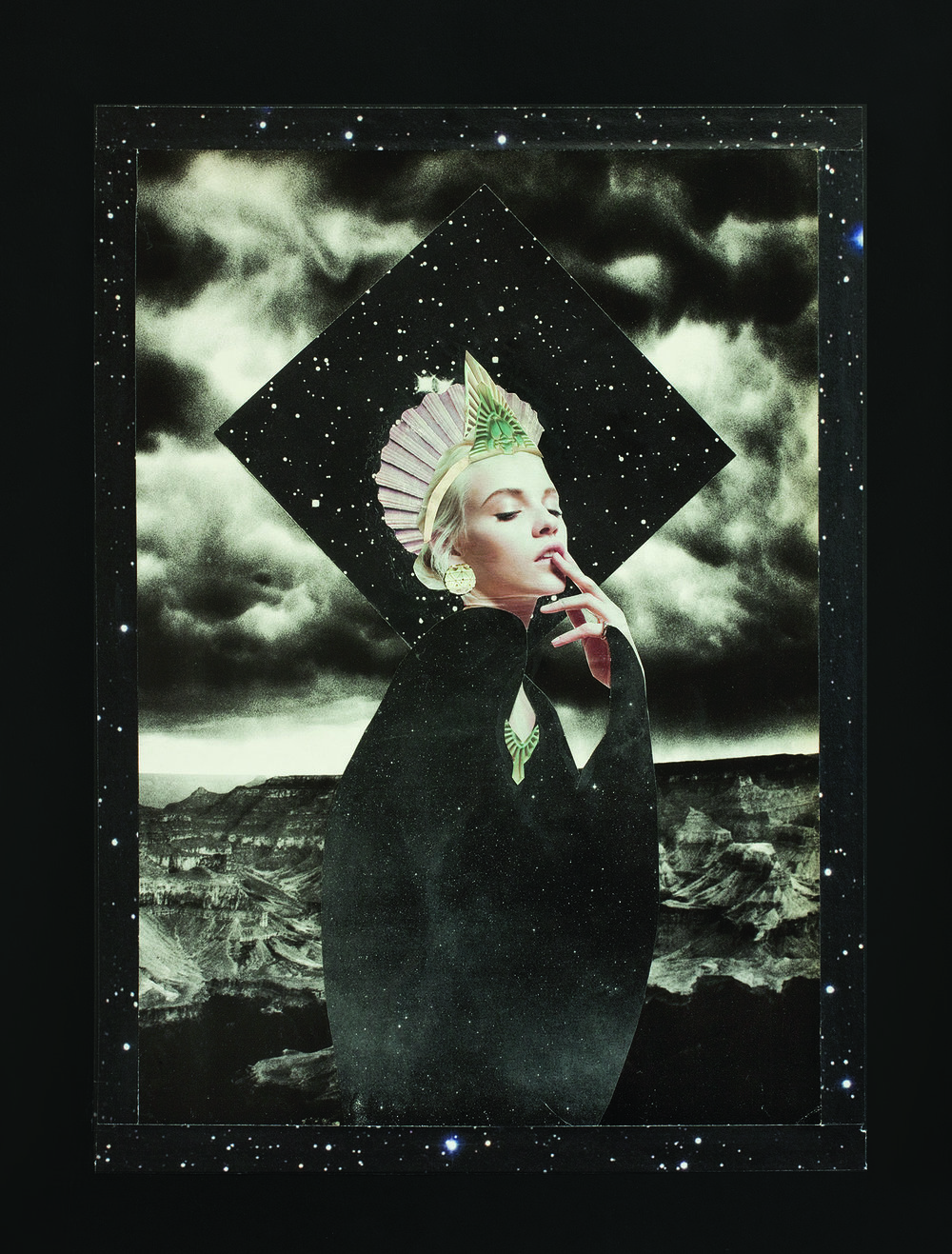 Cosmic Lure_16x20_Collage with Resin_2015_$850.jpg