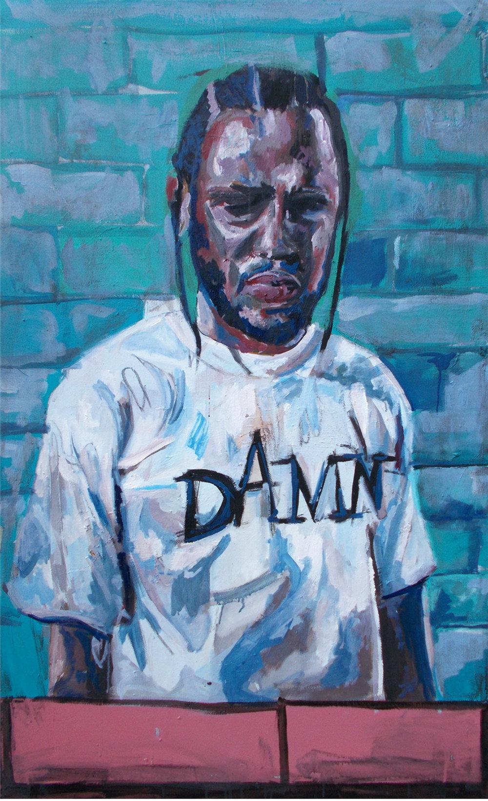 Mel Wisewood-Damn-Oil, Acrylic-36x48-2016-$1600.jpg