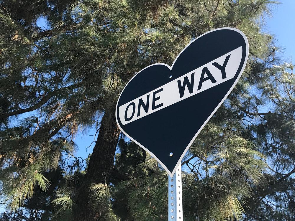 """""""One Way"""" by Scott Froschauer"""