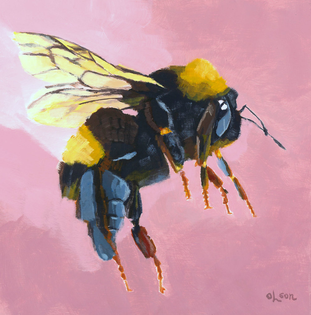 Christopher Olson-Float like a Butterfly-Acrylic-8x8-2018-$400.00.jpg