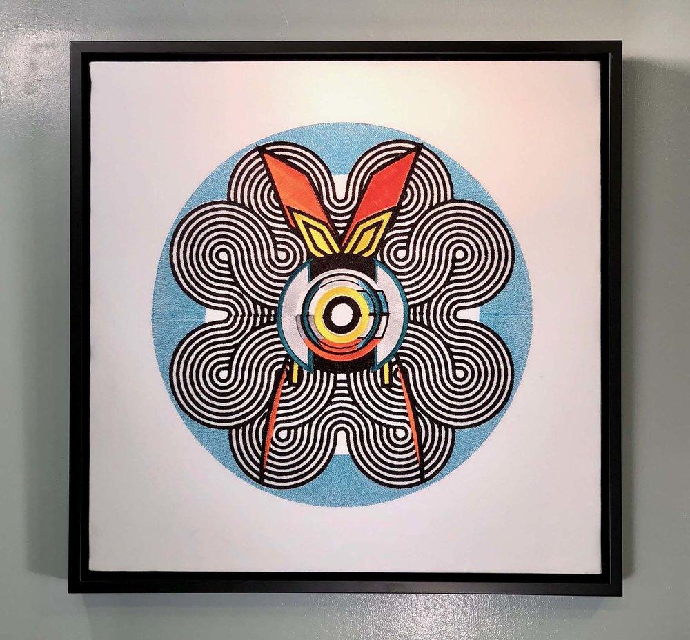 "BlairMCahill_Roppongi_embroidery_18"" X 18"" X 2""_2017_$800.jpg"
