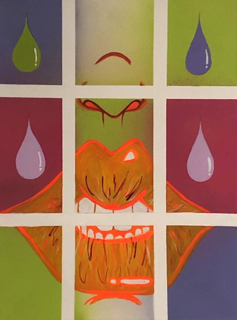 Mimi-Orange Resilience-Mixed Media on Canvas-18x24-2018-$550.jpg