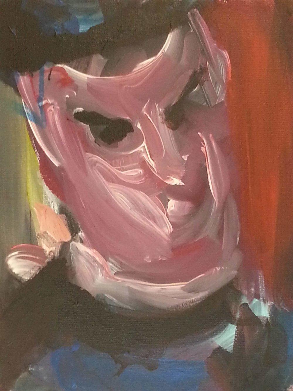 03 Spock_35x27cm Acrylic on canvas 850.jpg