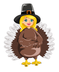 At  Ward Certified,  we're stuffed full of gratitude for people who are passionate about customer service.   People like you. Happy Thanksgiving!