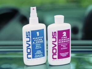 NOVUS 1 & 2 Window Safe Cleaner