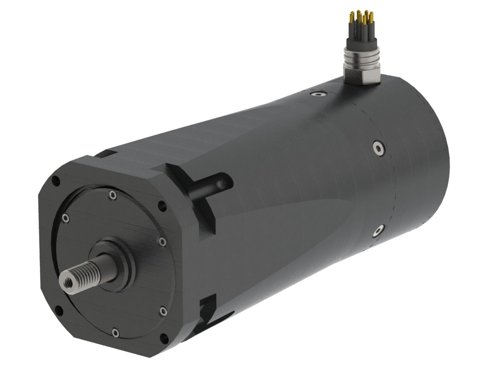 Brushless DC Servo Motor