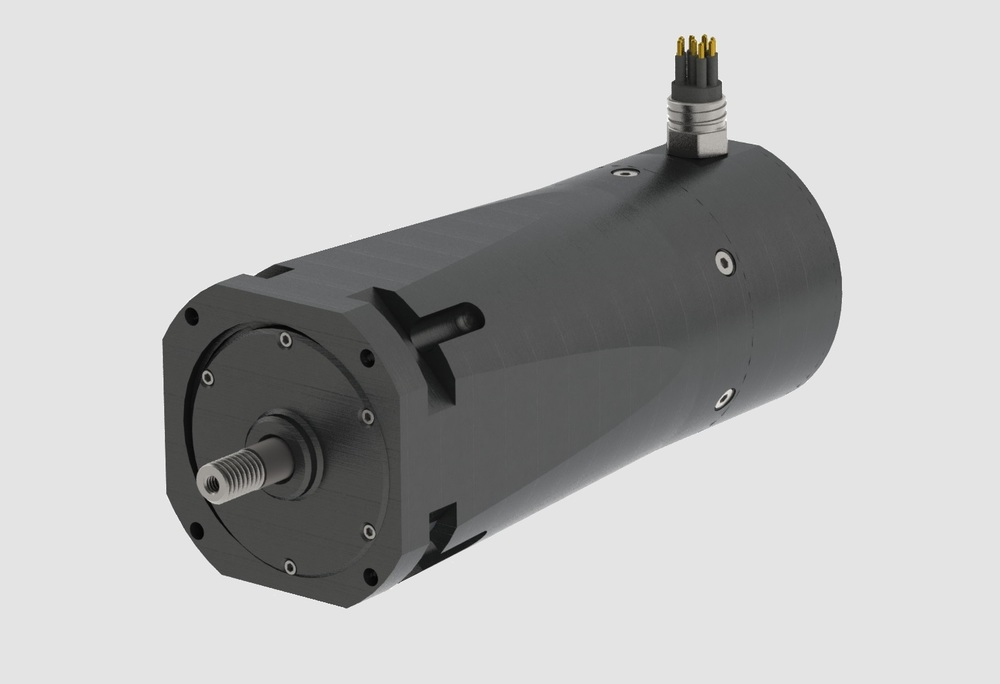 240VDC Brushless Servo Motor