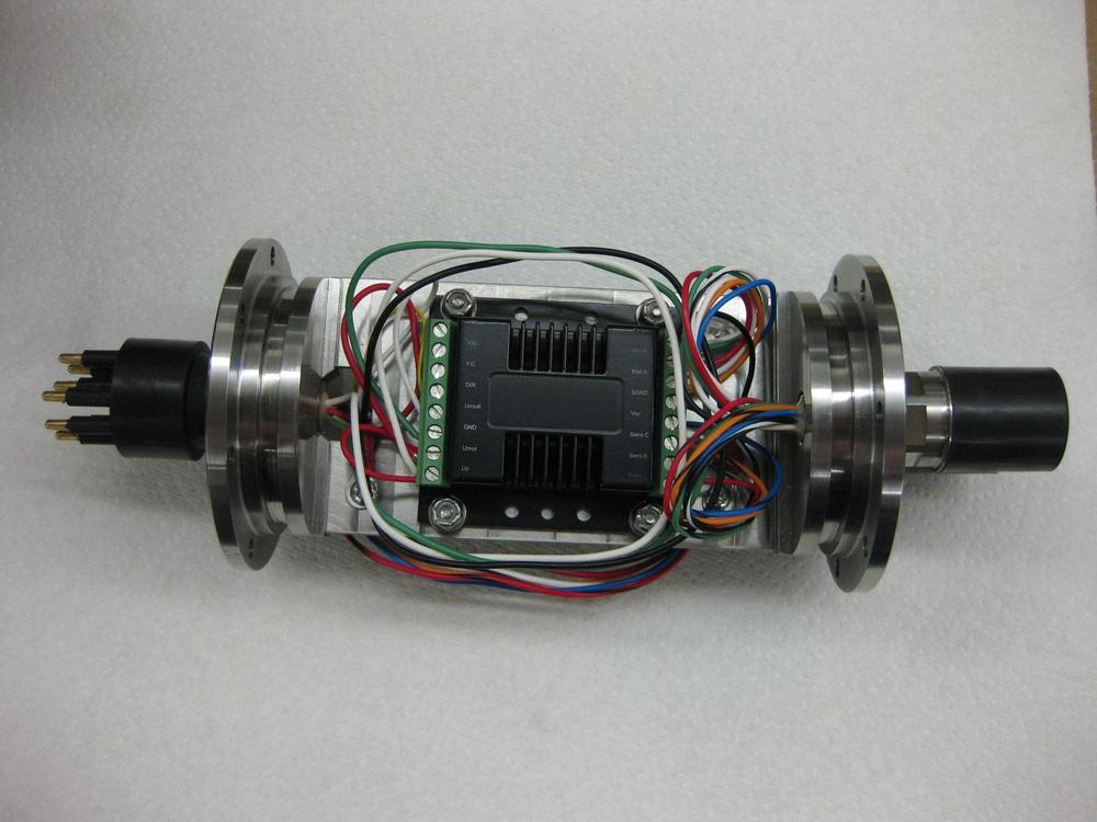 24VDC Dual Axis Controls