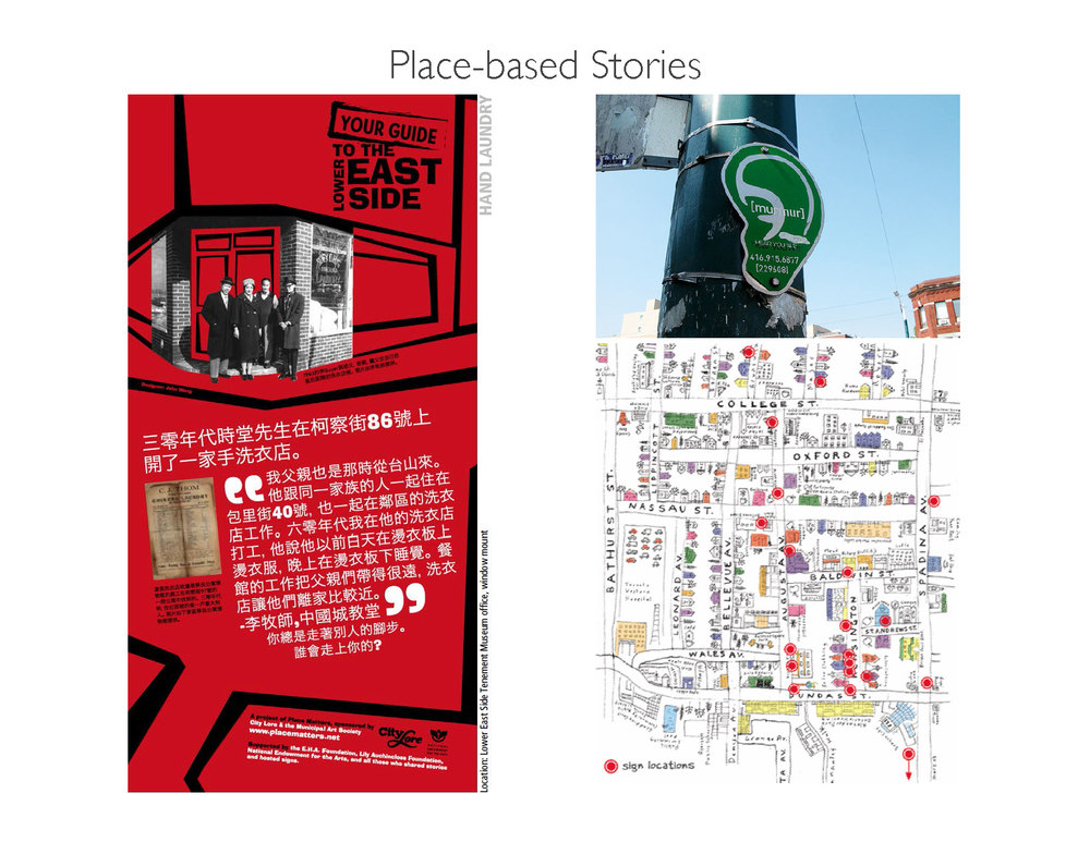 Place-based Stories