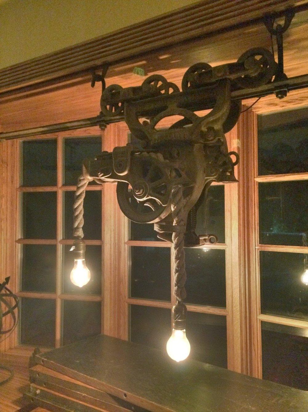 Barn Trolly Track Lights