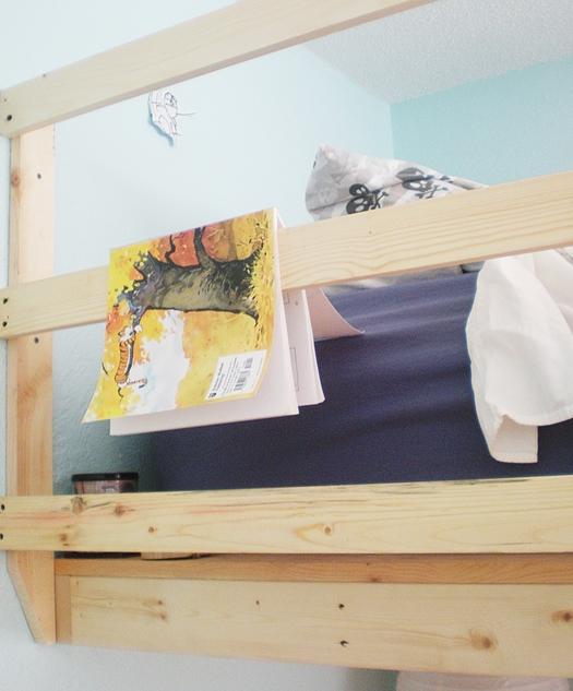 Handmade Loft Bed